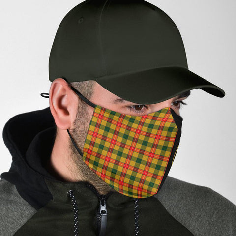 Baxter  Tartan Mouth Mask The Half Th88