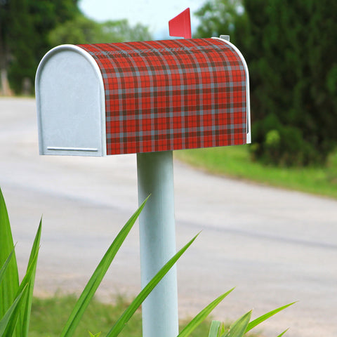 Image of Robertson Weathered Scotland Mailbox Clan A91