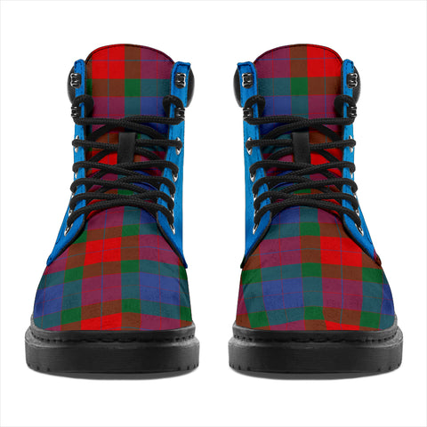 Mar Tartan All-Season Boots - Celtic Thistle TH8