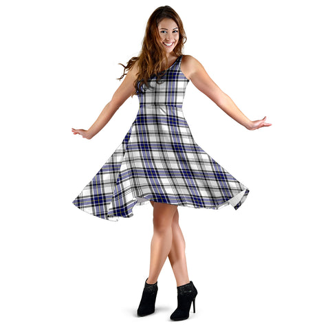 Hannay Modern Tartan Dress