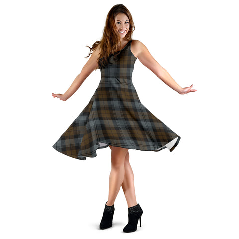 BlackWatch Weathered Tartan Dress