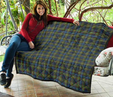 Image of MacLellan Ancient Tartan Premium Quilt TH8