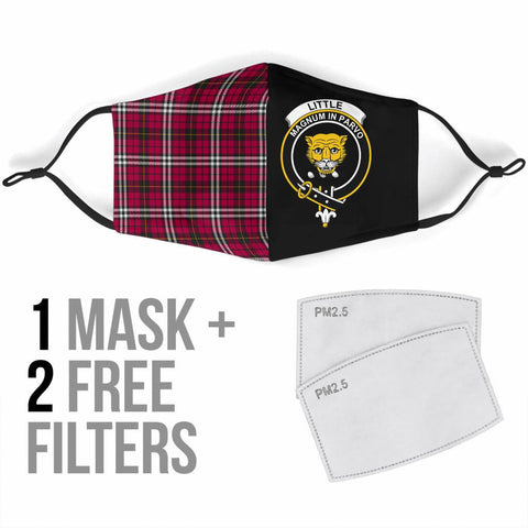 Little  Tartan Mouth Mask The Half Th88