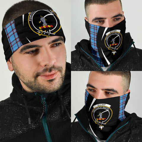 Elliot Ancient Tartan Bandana Circle Hj4