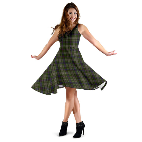 Davidson Tulloch Dress Tartan Dress