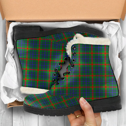 Image of Aiton Tartan Shoes