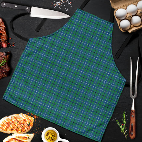 Image of Douglas Ancient Tartan Apron HJ4