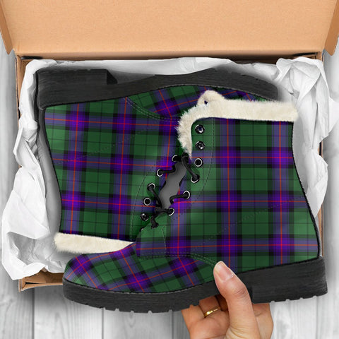 Image of Armstrong Modern Tartan Shoes