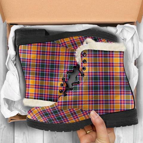 Jacobite Tartan Shoes