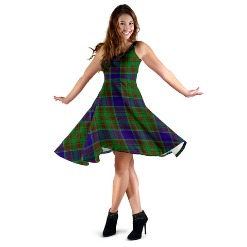 Adam Tartan Dress