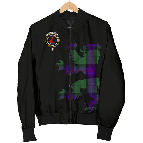 Armstrong Tartan Lion & Thistle Women Jacket TH8