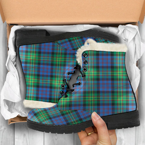 Image of Bowie Ancient Tartan Shoes
