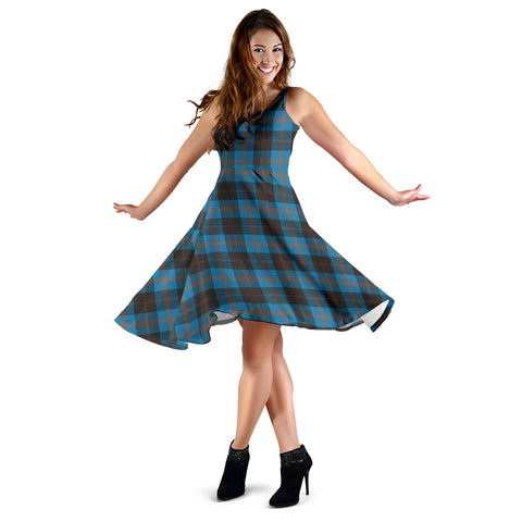Angus Ancient Tartan Dress