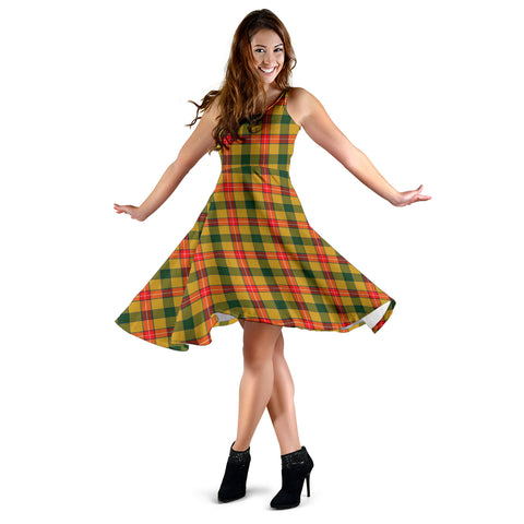 Baxter Tartan Dress