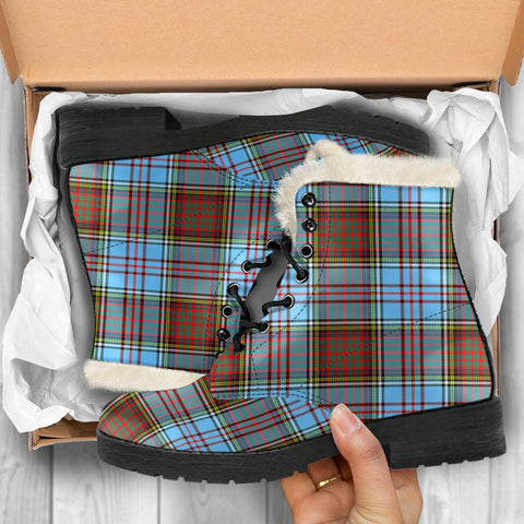 Anderson Ancient Tartan Shoes