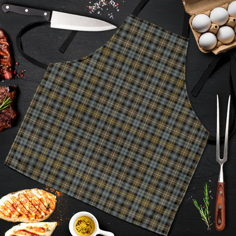 Image of Campbell Argyll Weathered Tartan Apron HJ4