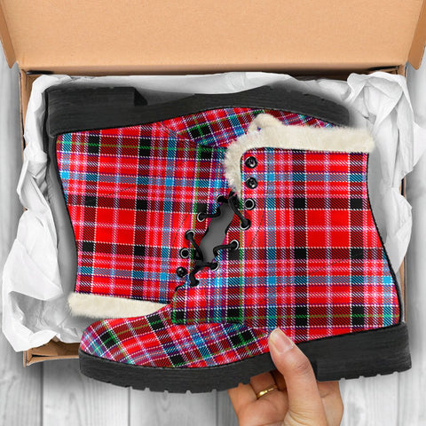Aberdeen District Tartan Shoes