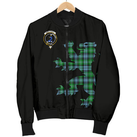 Arbuthnot Tartan Lion & Thistle Men Jacket