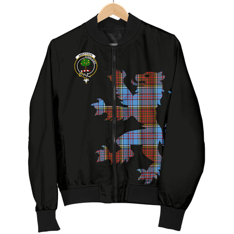Image of Anderson Tartan Lion & Thistle Women Jacket