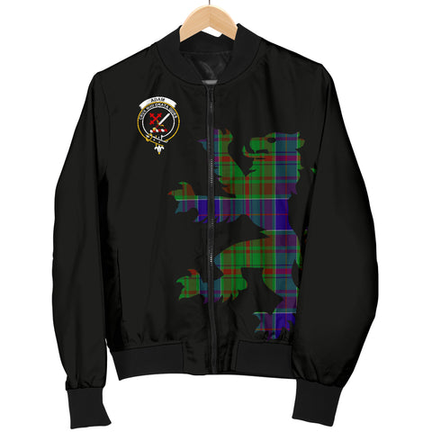 Adam Tartan Lion & Thistle Men Jacket