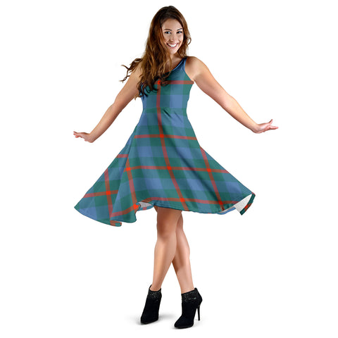 Agnew Ancient Tartan Dress