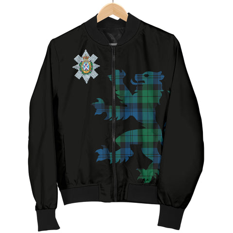 Image of Blackwatch Ancient Lion & Thistle Men Jacket