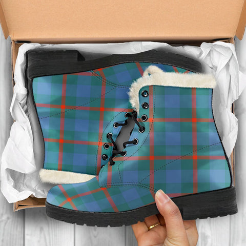 Image of Agnew Ancient Tartan Shoes