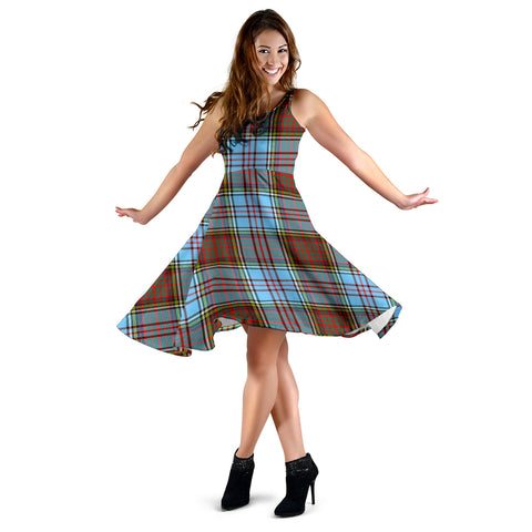 Anderson Ancient Tartan Dress