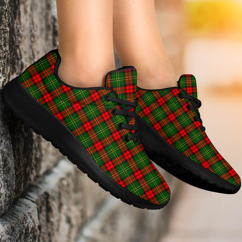 Image of Blackstock Tartan Sport Sneakers HJ4