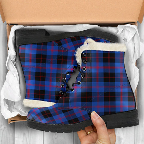 Image of Angus Modern Tartan Shoes