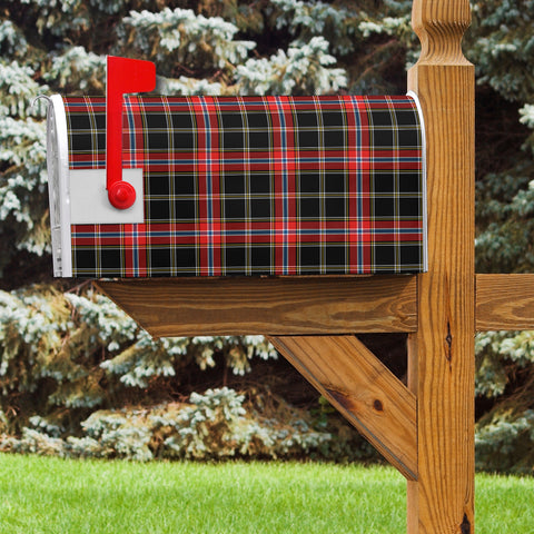 Norwegian Night Scotland Mailbox Clan A91