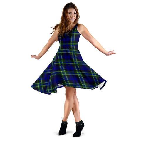 Arbuthnot Modern Tartan Dress
