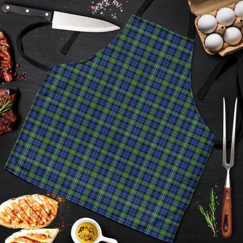 Image of Campbell Argyll Ancient Tartan Apron HJ4