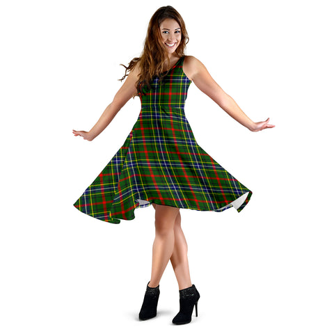 Bisset Tartan Dress