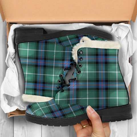 Macdonald Of The Isles Hunting Ancient Tartan Shoes