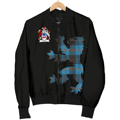 Image of Angus Ancient Lion & Thistle Men Jacket