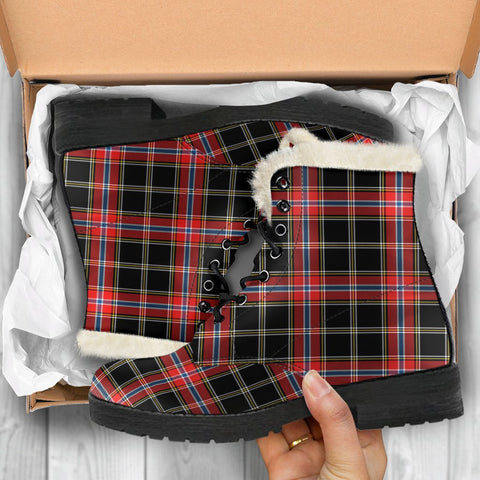 Norwegian Night Tartan Shoes