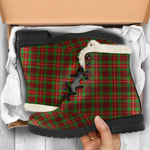 Image of Ainslie Tartan Shoes