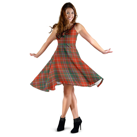 MacDougall Ancient Tartan Dress