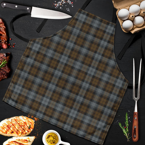 BlackWatch Weathered Tartan Apron HJ4