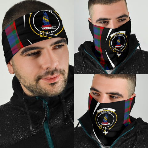 Image of Mar Tartan Bandana Circle Hj4