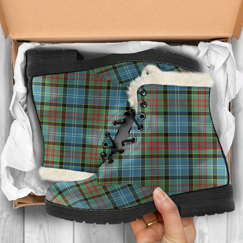Paisley District Tartan Shoes