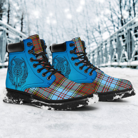 Anderson Ancient Tartan All-Season Boots - Celtic Thistle TH8