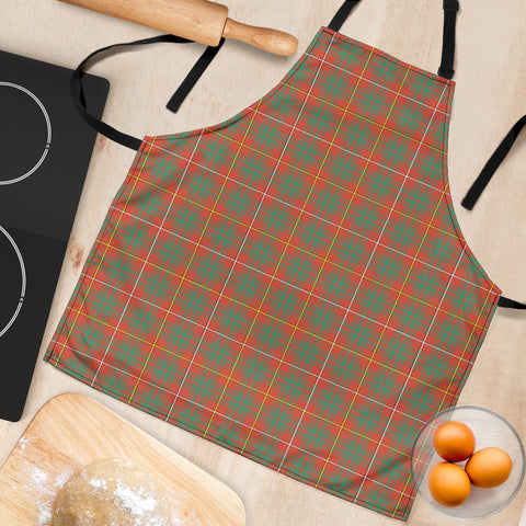 Image of Bruce Ancient Tartan Apron HJ4