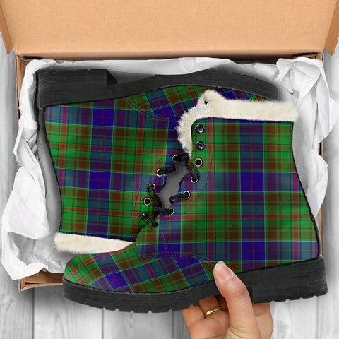 Adam Tartan Shoes
