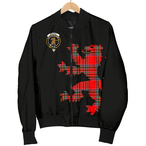 Binning Lion & Thistle Men Jacket