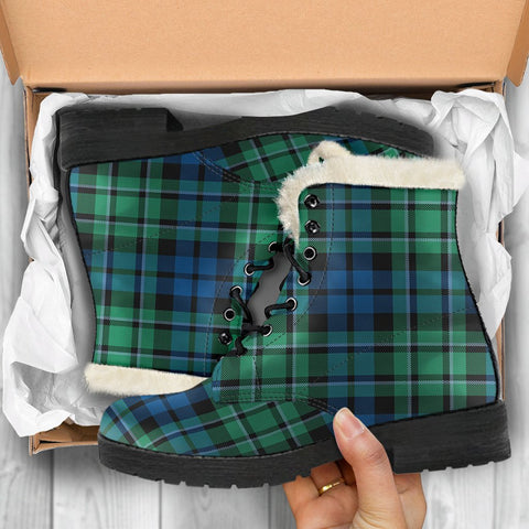 Image of Maccallum Ancient Tartan Shoes