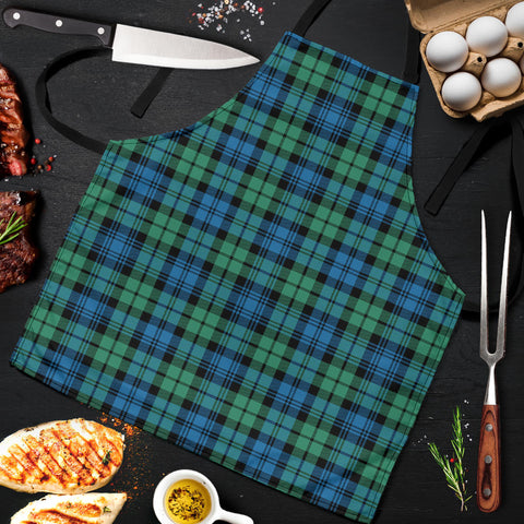 Image of Campbell Ancient 01 Tartan Apron HJ4
