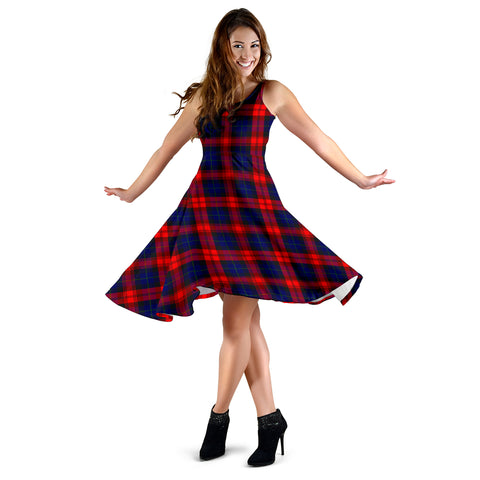 Image of MacLachlan Modern Tartan Dress