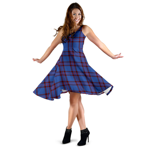 Elliot Modern Tartan Dress